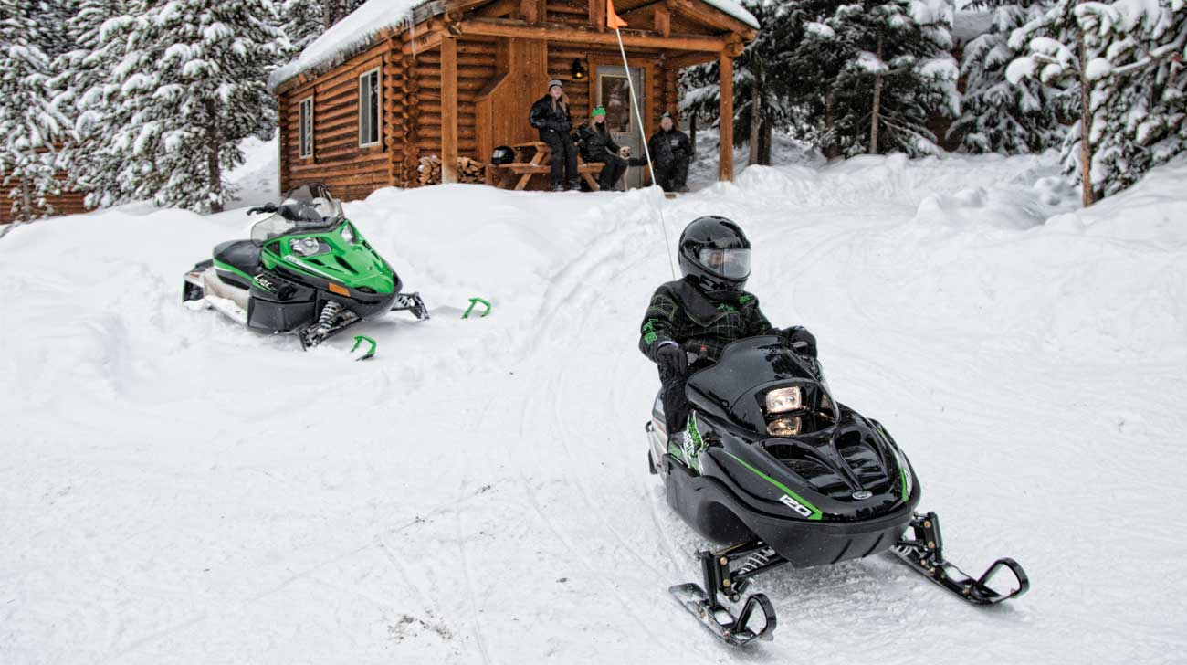 Arctic Cat – Snowmobiles, ATVS and Side by Side